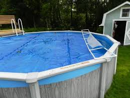 above ground pool solar covers. Has Anyone Innovated A Solar Cover Reel For Small AG Pool (mine\u0027s Round) With No Deck And Not Much Space Around The Pool? Above Ground Covers K