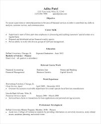 Entry Level Management Resume Examples 9 Entry Level Resume Examples Pdf Doc Free Premium