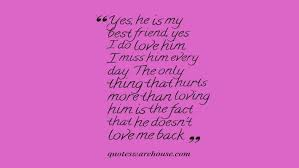 Quotes About Loving Your Best Friend Awesome Being In Love With Your Best Friend Quotes Sayings And Picture Quotes