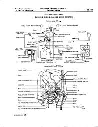 720 diesel pony motor wiring yesterday s tractors the only diagram i have access to is probably the one you already have which is indeed hard to