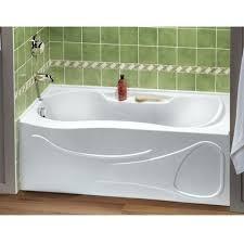 american standard cadet bathtub monarch acrylic peanut bath tub shown in white american standard cadet bathtub