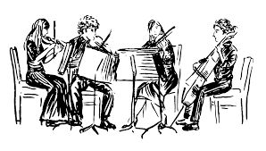 Image result for string quartet