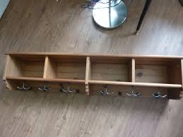 Coat Rack Shelf Ikea IKEA Leksvik Coat Rack and Large Shelf storage etc in Wirral 16