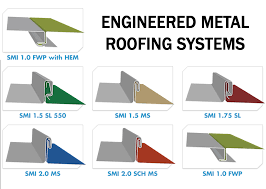 engineered systems tested to perform to high standards engineered standing seam metal roof systems are tested to the high standards set forth by industry