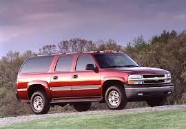 2004 Chevrolet Suburban - Information and photos - ZombieDrive