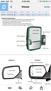 gm mirror wiring simple wiring diagram need help 2014 2018 silverado sierra 86 chevy pickup wiring diagram gm mirror wiring