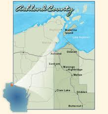 area map ashland county wisconsin tourism Ashland Map Ashland Map #46 ashland maplewood