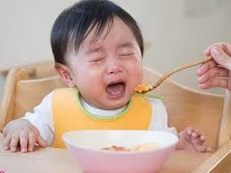 Kết quả hình ảnh cho bé chán ăn