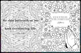 Small Picture Coloring Pages With Christian Quotes Piccadilly