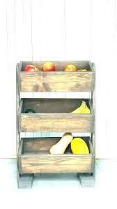 wooden vegetable storage bin wooden vegetable e bins crates full image for plans kitchen rubbish bin wooden vegetable storage bin