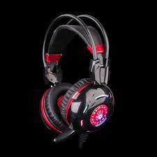 Характеристики Игровая гарнитура <b>A4Tech Bloody G300</b> Black ...