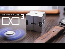 infinity cube 3. fidget in style with infinity cube - luxury edc fidgeting infinity cube 3 youtube