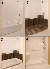 full size of tubs showers converting bathtub to walk in shower bathtub to shower conversion