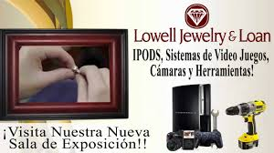 lowell jewelry loan registry of motor vehicles spanish ad