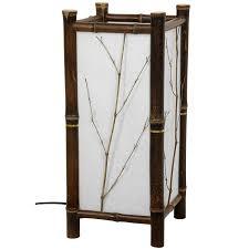 oriental furniture hayashi japanese table lamp dark shoji end plans rectangle shades design variants and images