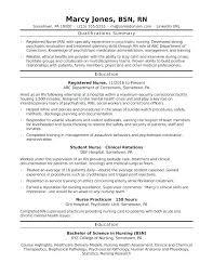 Resume Canada Sample Sample Registered Nurse Resume Download Sample