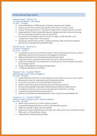 Perfect Software Engineer Resume Sample For Work Experience And