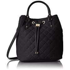 Black Quilted Handbags: Amazon.com &  Adamdwight.com