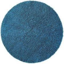 round accent rug