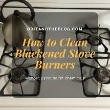 stove top burner grates. how to really clean a gas stove top -- blackened burners without harsh burner grates e