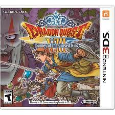 Dragon Quest Viii Journey Of The Cursed King Nintendo Nintendo 3ds 045496743727