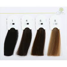 Nayo Hair Color Chart Lajoshrich Com