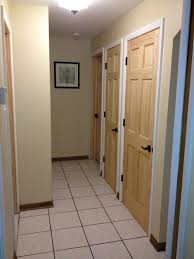 white interior doors with stained wood trim. Beautiful Doors Inside White Interior Doors With Stained Wood Trim D