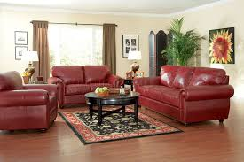 Red Sofa Living Room Decor Charcoal Corner Sofa Images
