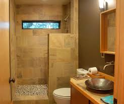 Small Picture Emejing Shower Design Ideas Small Bathroom Pictures Interior