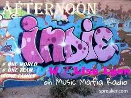 Nov 9 | Afternoon Indie/Music Mafia Radio | Dunedin, FL Patch