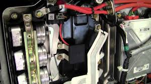 honda civic hybrid high voltage system operation honda civic hybrid high voltage system operation