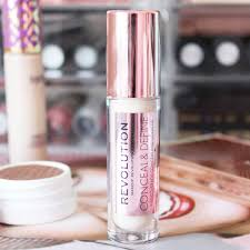 makeup revolution conceal define concealer there are curly 18 shades
