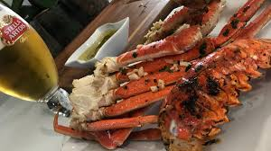 Grilled King Crab Legs Recipe