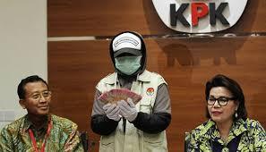 Hasil gambar untuk KPK OTT Anggota DPR Terkait Urusan Anggaran