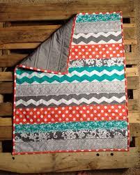 39 best Baby Quilt Ideas images on Pinterest & Quilt · Chevron Baby QuiltsStriped ... Adamdwight.com