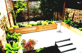 Small Picture Small Garden Design Ideas On A Budget Markcastroco