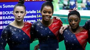 Gabby Douglas Apologizes After Simone Biles Reacts to Her Tellin ...