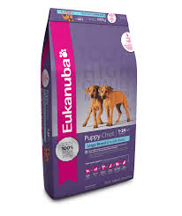 Large Breed Puppy Food Eukanuba