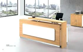 modern office counter table. Office Counters Design Modern Furniture Wooden Counter . Table