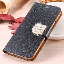 samsung galaxy s6 phone cases for girls. 100pcs/lot fashion girl women diamond glitter leather case for samsung galaxy s6 edge g9250 card slot wallet phone cover s6-in cases from cellphones girls