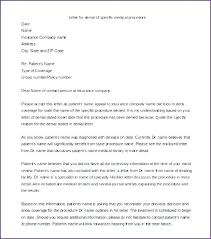Disability Appeal Letter Template Or Long Term Unemployment