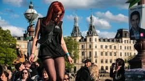 Vesterbro Red Light District Copenhagen Distortion 2015 Photos 3 Days Of Street Parties