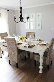 farmhouse dining room. our modern farmhouse dining room \u0026 neutral thanksgiving table