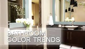 modern bathroom cabinet colors. Bathroom Cabinet Color Trends 2017 Awesome Modern Paint Colors Example Of A Ideas For House Design