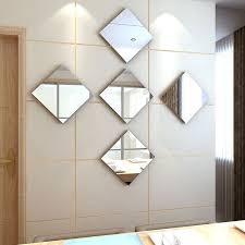 mirror wall stickers sticker decor