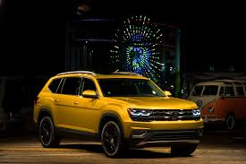 new car releases this weekVolkswagen Introduces New American 7Passenger SUV  This Week in