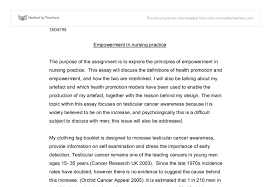 essay on health promotion in nursing role of the nurse in health promotion essay 2161 words bartleby