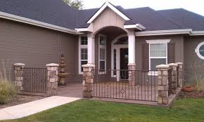 Pillars For Home Decor 50 Covered Front Home Porch Design Ideas Pictures Front Porch