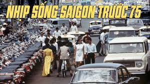 Image result for Sài Gòn thời VNCH (1955-1975):