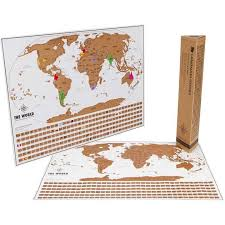 United States Map Of The World 17 Best Scratch Maps For Your 2019 Travel Adventures Brilliant Maps